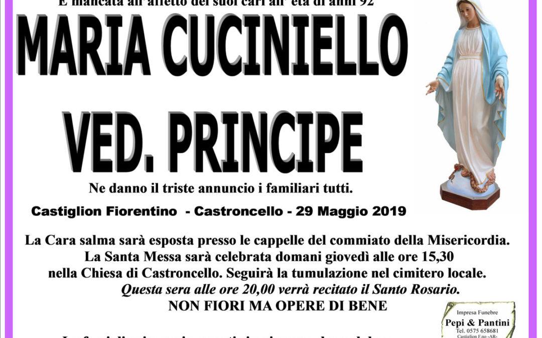 Maria Cuciniello